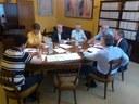 Se constituye la Comisión de seguimiento de la Cátedra sobre Despoblación y Creatividad