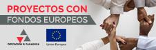 Proyectos con Fondos Europeos