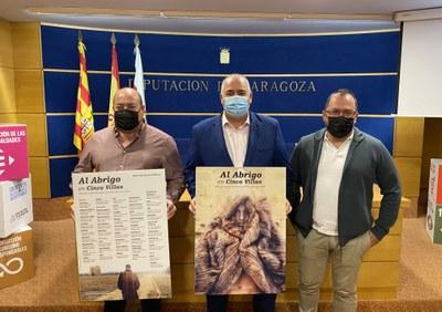'Al Abrigo', el programa cultural de la Comarca de las Cinco Villas para este otoño-invierno, recorrerá 45 localidades