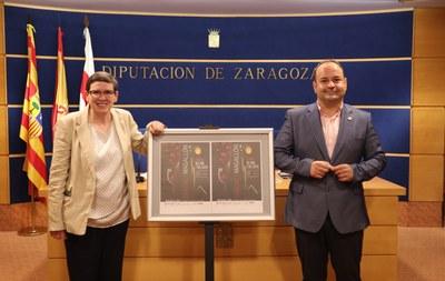'Saborea Magallón', el escaparate de los vinos y los aceites de la localidad, celebra este domingo su quinta edición
