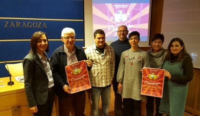 Ainzón celebra este fin de semana la XIV edición del festival Animainzón, su certamen de cine de animación
