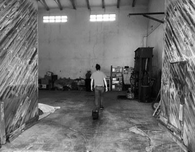 Aladrén apuesta por el arte como receta contra la despoblación y como dinamizador urbanístico con el I Ababol Festival