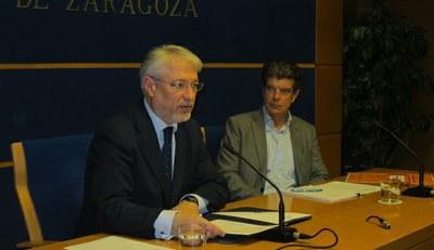 """Almudena Grandes inaugura el miércoles el ciclo literario """"Escritoras Españolas 2014"""", organizado por DPZ"""