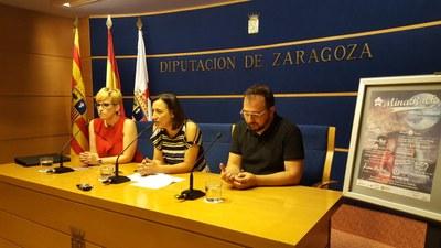 Alpartir celebra a partir de este jueves la XIV edición de su festival MinaRock con Aurora Beltrán como principal protagonista