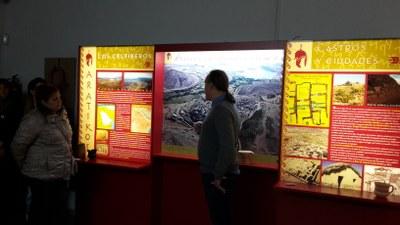 Aranda de Moncayo inaugura un centro de interpretación sobre la antigua ciudad de Aratis y sobre la Celtiberia