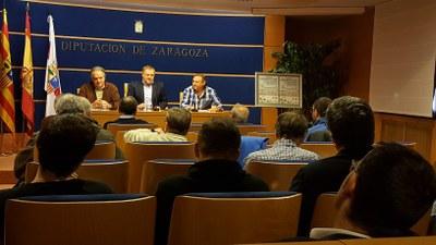 Borja se prepara para acoger la fase previa del campeonato de España sub 19 de selecciones territoriales de fútbol sala
