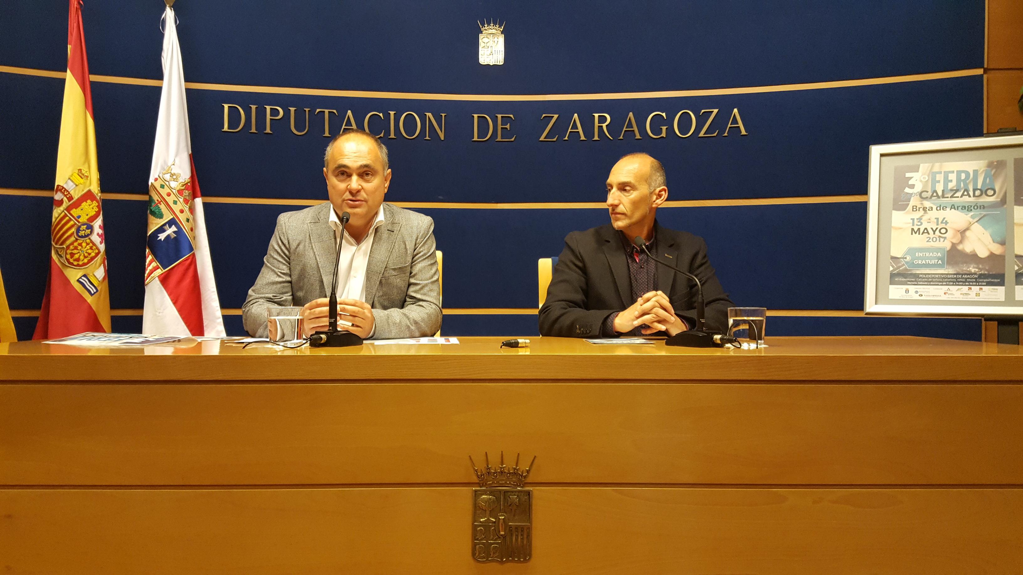 Brea de Aragón celebra este fin de semana la III edición de su feria Expo  Calzado d1cd6a379a97