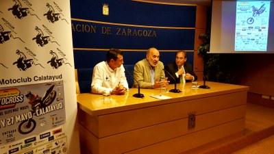 Calatayud acoge este fin de semana una nueva prueba del Campeonato de España de Motocross