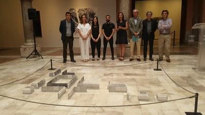 Casi 10.000 personas han visitado la exposición del XXIX premio de arte Santa Isabel de la Diputación de Zaragoza