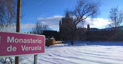 Casi 26.000 personas disfrutaron del monasterio de Veruela el año pasado pese a que las visitas cayeron a la mitad por el covid