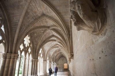 Casi 55.000 personas visitaron el monasterio de Veruela a lo largo del año pasado