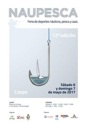 Caspe celebra este fin de semana la XII edición de Naupesca, su feria de los deportes náuticos, la pesca y la caza