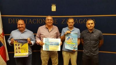 Castiliscar celebrará el 2 de septiembre un congreso sobre la transmisión de valores en el fútbol base