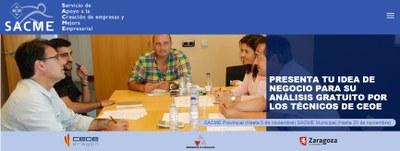 CEOE Aragón y la DPZ abren la convocatoria de su programa para el análisis y la puesta en marcha de proyectos emprendedores