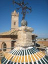 Concluye una nueva fase en la restauración de la iglesia de La Asunción de Longares