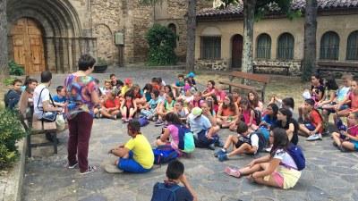 Cuatrocientos cuarenta niños y jóvenes de entre 8 y 15 años disfrutan este verano de las colonias de inglés de la DPZ