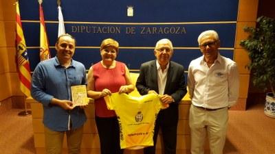 Doscientos ciclistas de todo el país disputarán a partir de este viernes la XXXIV edición de la Vuelta al Bajo Aragón