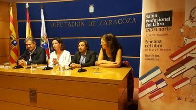 Ejea acogerá el Encuentro Nacional de Editoriales Independientes de la zona norte coincidiendo con su Semana del Libro