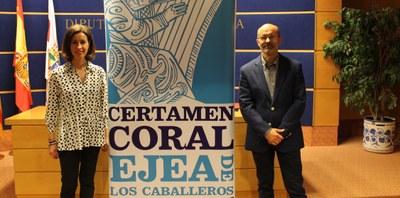 Ejea de los Caballeros celebra del 26 al 28 de abril la 48 edición de su Certamen Coral con la participación de doce grupos de seis provincias