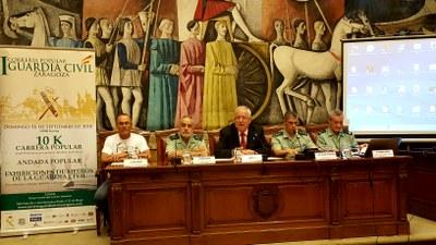 El 16 de septiembre se disputará en el  Parque Grande José Antonio Labordeta la  I Correría Popular Guardia Civil de Zaragoza