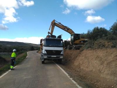 El arreglo de la carretera de Grisel, la CV-678, obligará a cortarla al tráfico durante cinco meses a partir del próximo martes