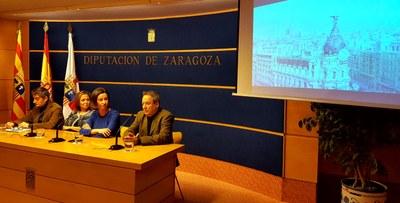 El Centro de Arte y Exposiciones de Ejea ofrece desde mañana un recorrido por la trayectoria artística de Ignacio Mayayo