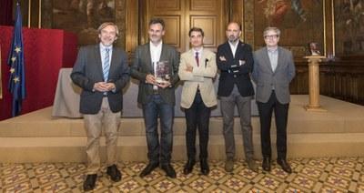 El Centro de Estudios Europa Hispánica edita el libro 'El camarín del desengaño. Juan de Espina, coleccionista y curioso del siglo XVII'