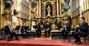 El grupo instrumental de la Diputación de Zaragoza ofrece mañana sábado un concierto virtual con motivo del día de Santa Isabel