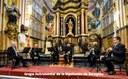 El grupo instrumental de la Diputación de Zaragoza ofrece un concierto de música de cámara con motivo del día de Santa Isabel