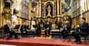 El grupo instrumental de la DPZ ofrecerá mañana jueves un concierto en el salón del trono del palacio de Sástago