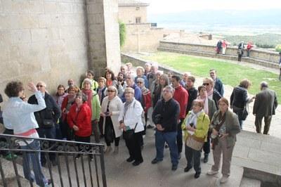 El número de visitantes que acudieron a las oficinas de turismo de la provincia de Zaragoza aumentó un 10% a lo largo de 2017