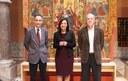 El palacio de Sástago expone una selección de las mejores obras de arte restauradas en los municipios zaragozanos gracias a la DPZ