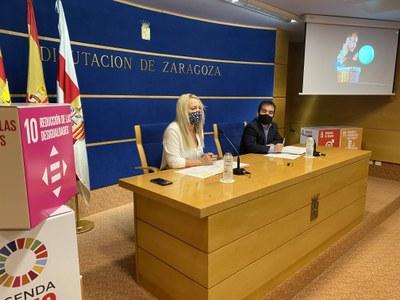 El plan extraordinario de apoyo al sector cultural de la DPZ moviliza más de 3,3 millones de euros con actividades en 226 municipios de la provincia