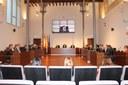 El Pleno de DPZ habilita la partida de 5,5 millones de euros para hacer frente a las afecciones por la crecida del Ebro
