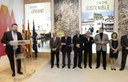 El presidente de la Diputación de Zaragoza asiste a los actos del día de Aragón en Fitur