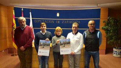 El pueblo viejo de Belchite albergará este domingo un circuito solidario a beneficio del atleta Iván Ramírez