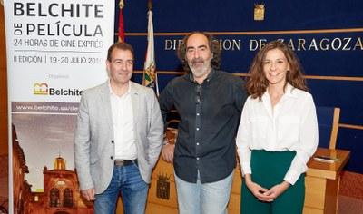 El Pueblo Viejo de Belchite volverá a ser el escenario del concurso 'Belchite de película / 24 horas de cine exprés' el 19 y 20 de julio