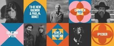 Kiko Veneno, The New Raemon & Paula Bonet, Soledad Vélez, Pecker y Carmen Boza, protagonistas del festival Veruela Verano 2019