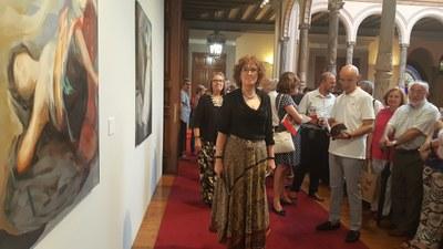 'L'esprit d'elles' reinterpreta la obra de Goya desde la perspectiva de género