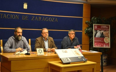 La Almunia recupera la memoria de su antigua judería, una de las más importantes de Aragón, con una nueva señalización