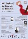 La Almunia redobla su apuesta por el cine en la XXI edición de su festival, que se celebra desde mañana hasta el sábado 14 de mayo