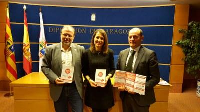 La Asociación de Hoteles de Zaragoza y  Provincia, la DPZ y la Cámara lanzan la campaña de promociones Promhotel 2018