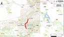 La carretera provincial que conecta Cetina y Calmarza quedará cortada al tráfico a partir de mañana jueves y durante seis meses