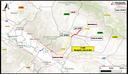 La carretera que conecta Monegrillo y Osera se cortará al tráfico a partir de mañana lunes y durante los próximos siete meses