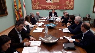 La comisión de seguimiento de Ecoprovincia acepta 25 de las 34 alegaciones sobre este nuevo servicio para transportar residuos a Zaragoza