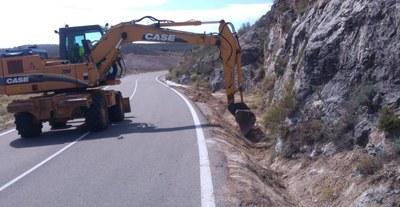 La Diputación de Zaragoza adjudica un contrato de 2,7 millones de euros para mejorar la conservación de sus carreteras