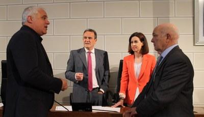 La Diputación de Zaragoza aprueba el proyecto de la primera de las seis plantas de transferencia del servicio Ecoprovincia