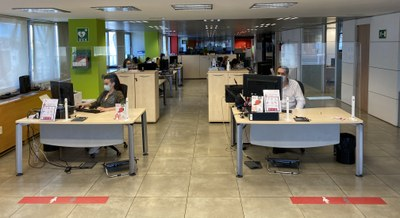 La Diputación de Zaragoza aprueba nuevas medidas tributarias para ayudar a paliar el impacto social y económico del coronavirus
