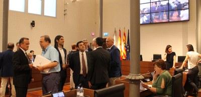 La Diputación de Zaragoza concederá préstamos sin intereses a los ayuntamientos a través de su caja de cooperación