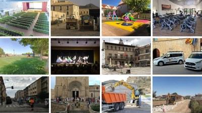 La Diputación de Zaragoza convoca el Plan Unificado de Subvenciones 2021 con otros 50 millones para lo que los municipios decidan